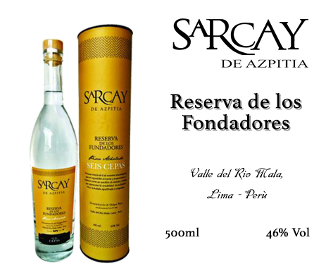 Sarcay Founder's reserve
